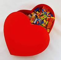 Подарочный набор с жвачками Love is | Подарок ко Дню Святого Валентина | Подарок для влюбленных
