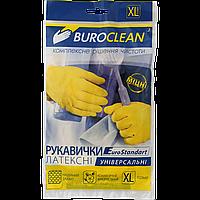 #Перчатки хозяйственные Buroclean размер XL