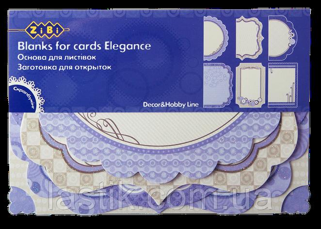 #@$Заготовка для открыток Elegance 102*153см, фото 2