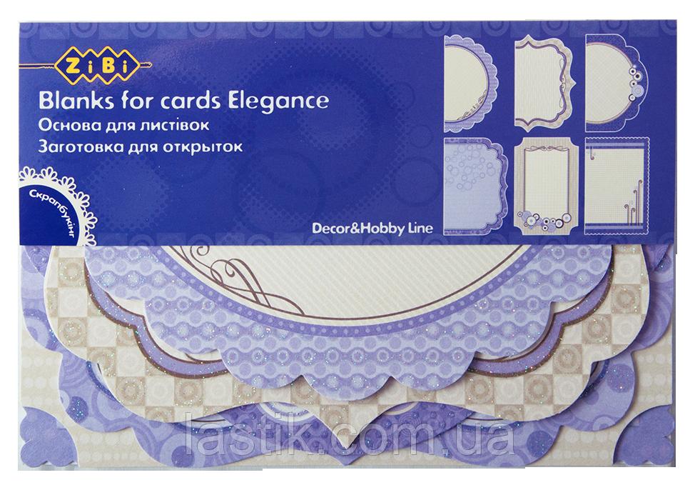 #@$Заготовка для открыток Elegance 102*153см
