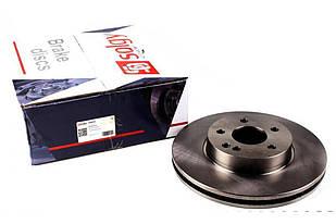 Гальмівний диск передній (300х28мм) Mersedes Vito 639 2003 - SOLGY (Іспанія) 208012