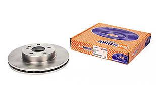Гальмівний диск передній (300х28мм) Mersedes Vito 639 2003 - AUTOTECHTEILE (Німеччина) 100 4352
