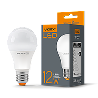 /Лампа LED 12W E27 4100K 220V VIDEX