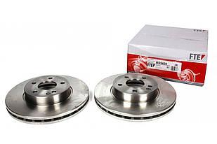Тормозной диск передний (300х28мм) Mersedes Vito 639 2003- FTE (Германия) BS5428