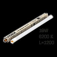 /Лампа LED 18W 12M 6200K 220V матовая VIDEX