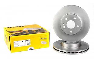 Гальмівний диск передній (300х28мм) Mersedes Vito 639 2003 - TEXTAR (Німеччина) 93123403