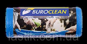 /Пакеты для мусора 35л/30 шт синие 500х600мм 8мкм BuroClean EuroStandart