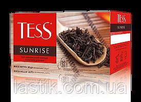 /Чай черный 18г х 50 пакет Sunrise TESS