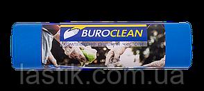 /Пакеты для мусора 240л/5 шт крепкие синие  900х1300мм 35мкм BuroClean EuroStandart