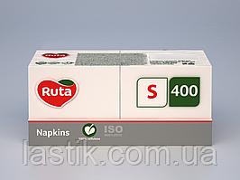 /Салфетки Professional S 400 шт  белые RUTA