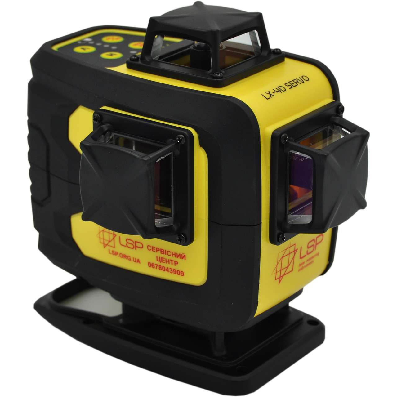 4D Лазерный уровень 16 линий LSP LX-4D Servo