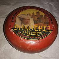"""Сир GEITenkaas Potato JB 1 «Dorochea» """"Біологічний Козячий сир з солодкою картоплею"""" (перший сорт)"""