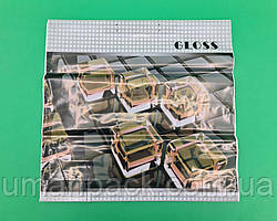 """Сумка с пластиковой ручкой""""Глосс"""" без ручки (10 шт)заходи на сайт Уманьпак"""