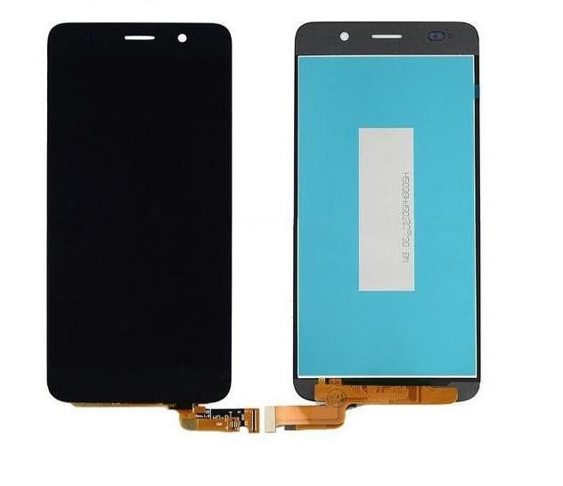 Дисплей для телефона Huawei Y6 | Honor 4A с сенсорным стеклом (Черный) Оригинал Китай