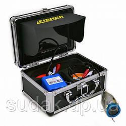 Подводная камера FISHER CR110-7S 15 с отключением LED подсветки