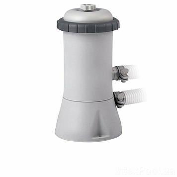 Картриджный фильтр насос Intex тип А Фильтр насос картриджный для механической очистки воды