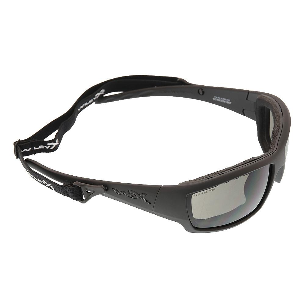 Очки тактические Wiley X TIDE Grey Lens Matte Black CCTID01
