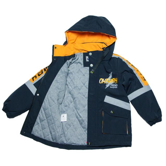 курточка весняна для хлопчика