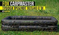 Карповый мат Fox Carpmaster Air Mat - обзор в деталях