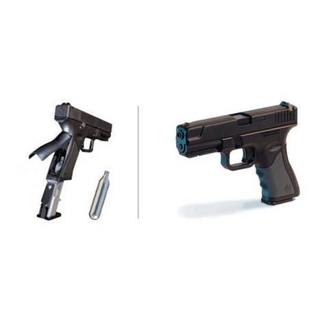 Пневматичний пістолет Crosman T-4, фото 2