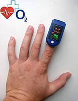 Оксиметром вимірювач рівня кисню в крові пульсоксиметр