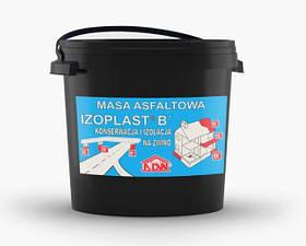 Битумно-каучуковая мастика Izoplast B (20 кг)
