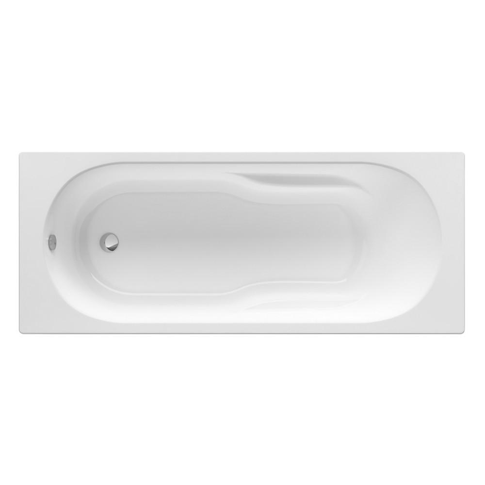 Ванна ROCA GENOVA 150x70 см прямокутна, з положення. ніжками в комплекті, обсяг 158л