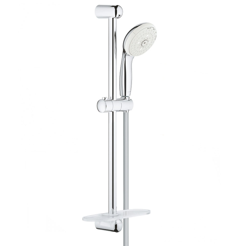 Ванна POOL SPA TUSCAN 150x80 см, з интегр. зливом-переливом і донним клапаном «click-clack» (хром)