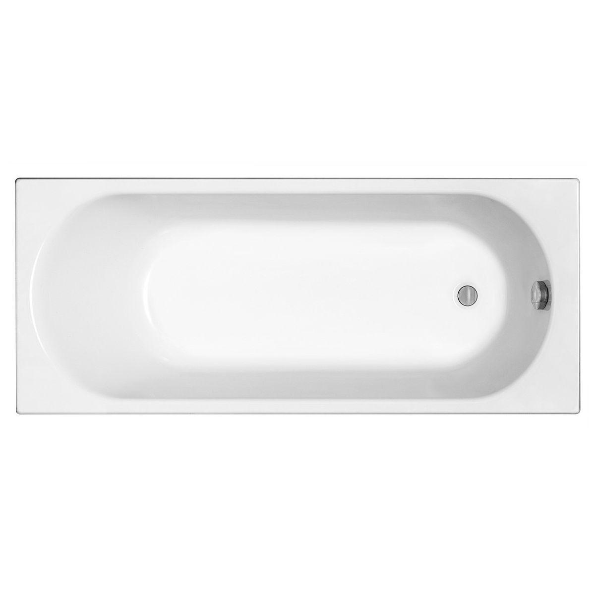 Ванна KOLO OPAL PLUS 150x70 см прямоугольная, без ножек
