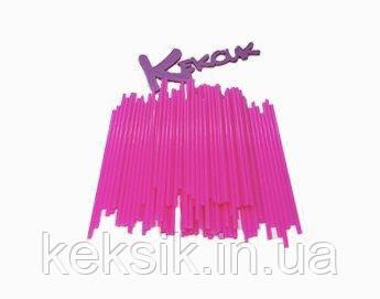 Lollipop розовые укр - 50 шт