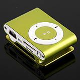 MP3-плеєр у стилі Ipod металевий Slim + навушники в комплекті, фото 6