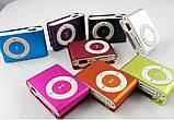 MP3-плеєр у стилі Ipod металевий Slim + навушники в комплекті, фото 5