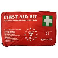 Аптечка автомобільна Godmar DIN 13164 Євростандарт First Aid Kit