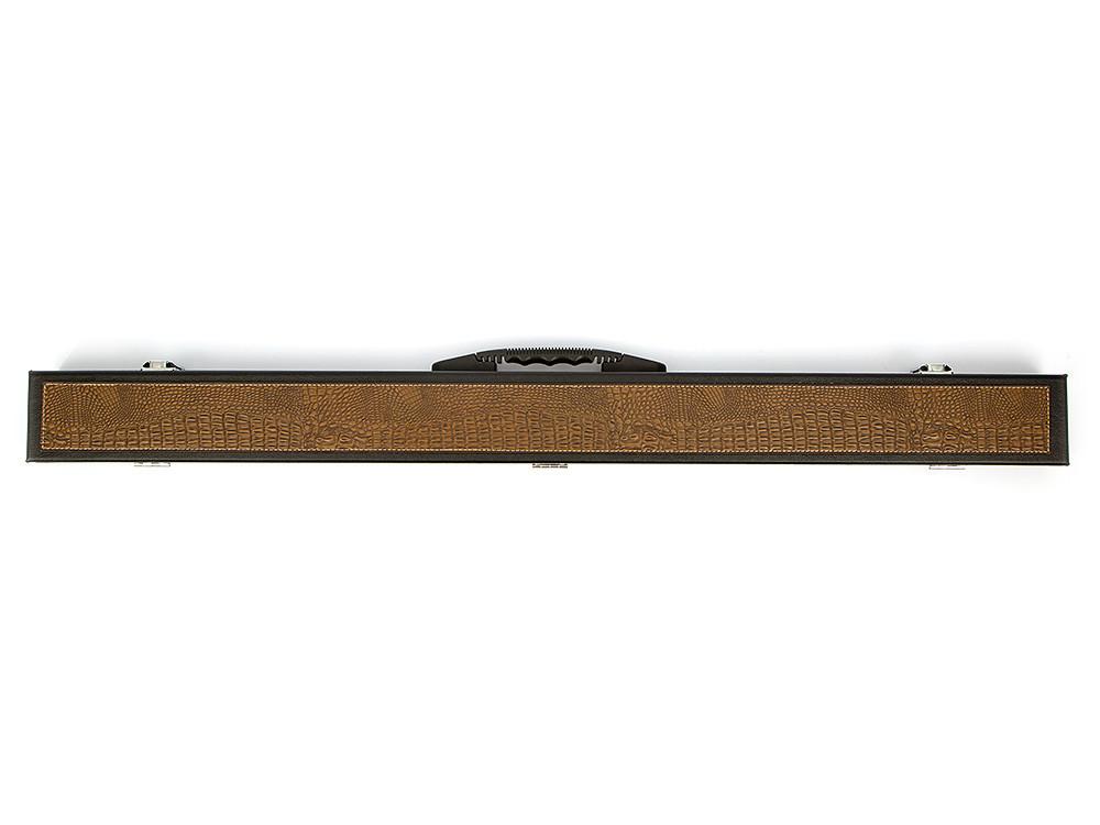 Кейс для бильярдного кия с ручкой 91 см Chester в коричневом цвете
