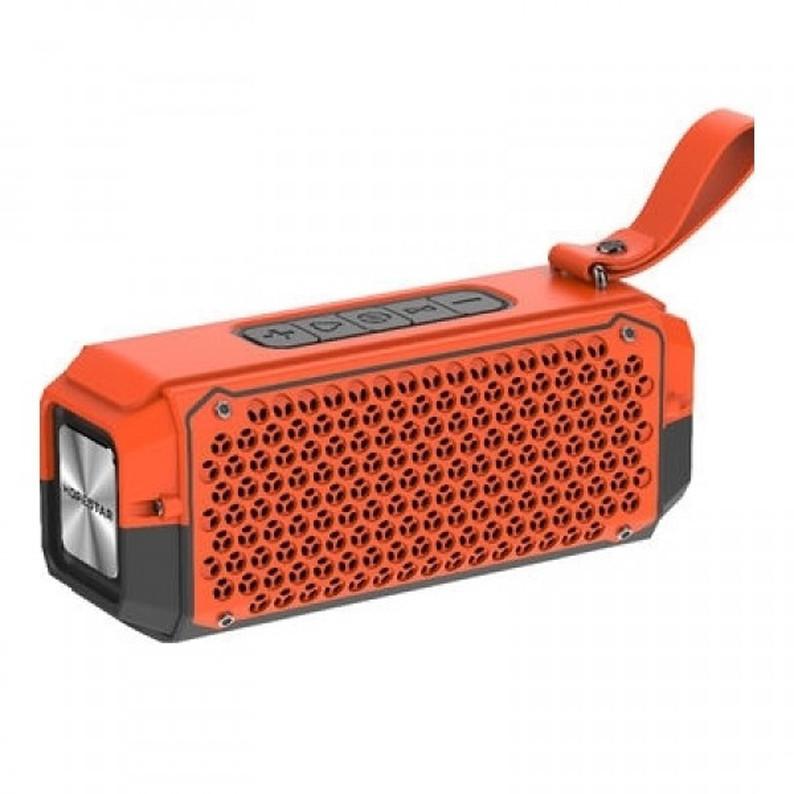 Портативна Bluetooth колонка Hopestar P17, IPX6, Original, помаранчева