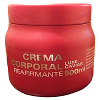Крем омолаживающий для тела с экстрактом икры, 500мл Luxe Caviar Deliplus