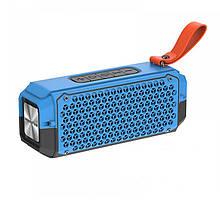 Портативная Bluetooth колонка Hopestar P17, IPX6, Original, синяя