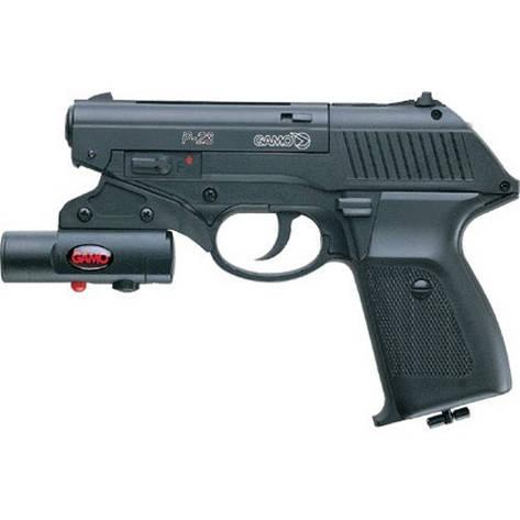 Пневматический пистолет Gamo P-23 Laser, фото 2