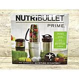 Блендер высокоскоростной NutriBullet Prime (12-предметов) 1000W, фото 2