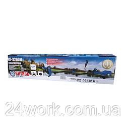 Електрична коса Витязь КГ-3200М з розбірним валом ®