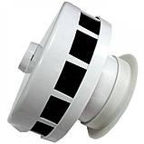 Пассивный приточно-вытяжной клапан Climtec ПК-100/ПК-125 (стеновой), фото 3