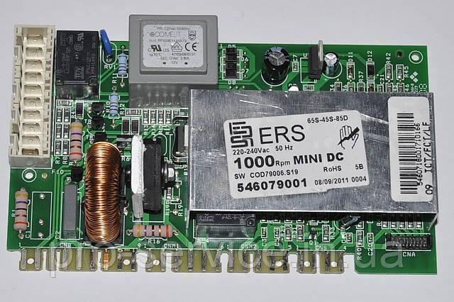 Модуль управления MINISEL код 546079001 для стиральных машин Ardo FLS105S