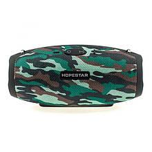 Портативная Bluetooth колонка Hopestar H26 mini, камуфляж