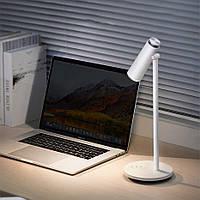 Настольная аккумуляторная Led лампа Baseus i-wok Series Charging Office Reading Desk Lamp White (DGIWK-A02)