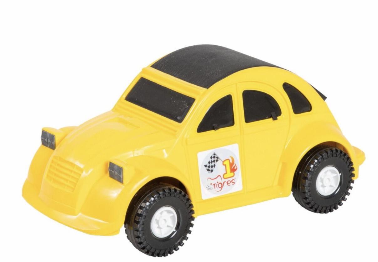 Игрушечная машинка Авто-жучок Citroen Wader 39011