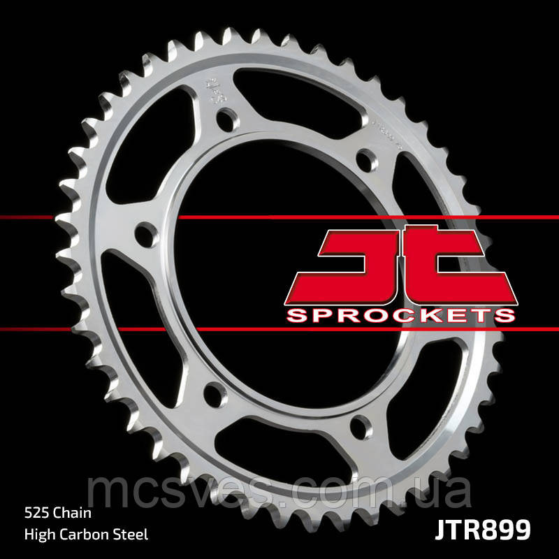 Звезда задняя стальная  JT JTR899.45 JT Sprockets