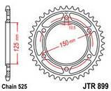Звезда задняя стальная  JT JTR899.45 JT Sprockets, фото 2