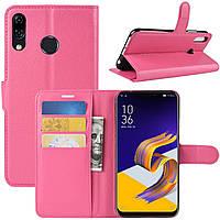 Чехол-книжка Litchie Wallet для Asus Zenfone 5 / 5Z(ZE620KL / ZS620KL) Rose