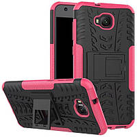 Чехол Armor Case для Asus Zenfone 4 Selfie (ZD553KL) Rose