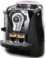 Автоматична кавомашина Saeco Black Giro Plus б/у з гарантією